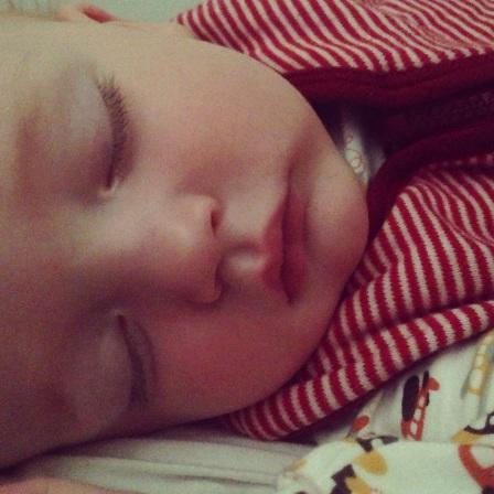 Peaceful sleep at last