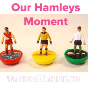 OUr Hamleys Moment